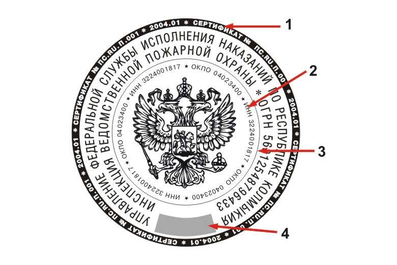 печать нотариуса на копию паспорта образец